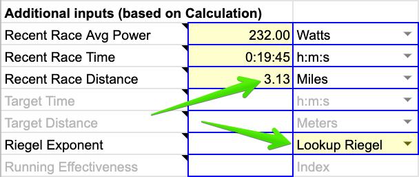 Lookup Riegel - SuperPower Calculator