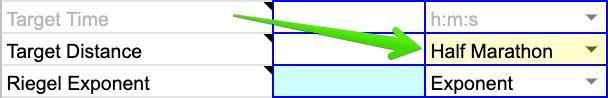Target Distance - SuperPower Calculator